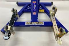 Frame mount set options