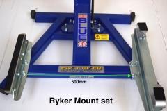 Canam Ryker Mount set