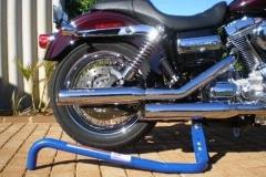 Harley wheel lift