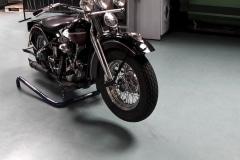 Harley wheel removal