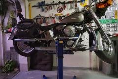 Harley Davidson lift