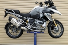 BMW R 1200 GS motorcycle Lift