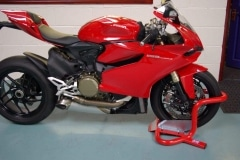 Ducati Panigale paddock stand