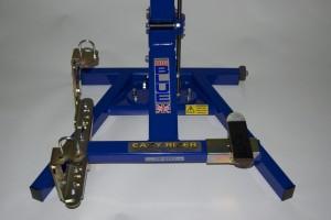 Standard Footpeg Mount Set